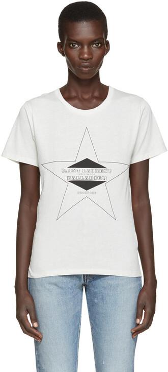 t-shirt shirt white off-white top
