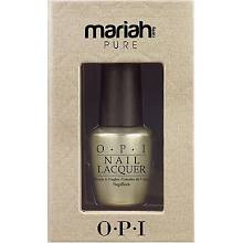 OPI Pure 18k White Gold & Silver Top Coat 15ml