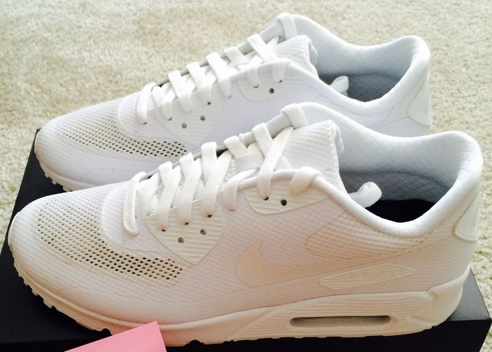 Nike Air Max 90 Hyperfuse Premium White Independence Day USA