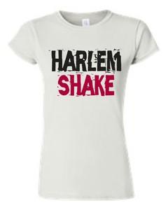 Juniors t shirt red black harlem shake graffiti style youtube funny dance s 2xl