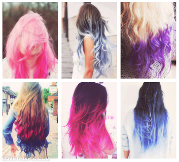hair accessory hair extensions hairstyles hairstyles girly pastel hair hair/makeup inspo pink hair beautiful hair chalk colors