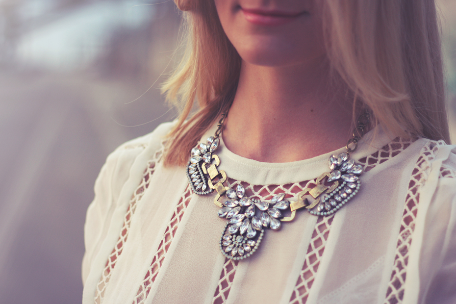 crystal statement necklace   passionsforfashion