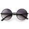 Designer medium round metal fashion sunglasses 8570                           | zerouv