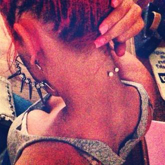 jewels earring earrings shamballa spike hoop