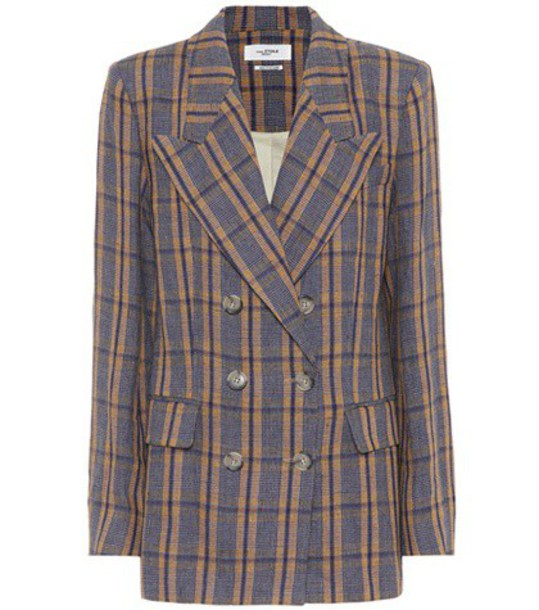 Isabel Marant, Étoile jacket plaid