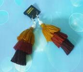 jewels,earrings,tassel earring,tribal earrings,cute earrings