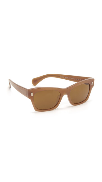 street sunglasses brown