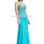 Sheath/Column Sweetheart Sweep Train Rhinestones Sequin Chiffon Formal Dresses 2014 - Gardeniasite