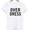Over dress shirt
