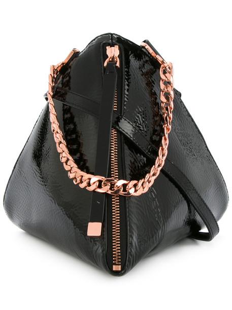 GINGER & SMART mini women bag mini bag leather black