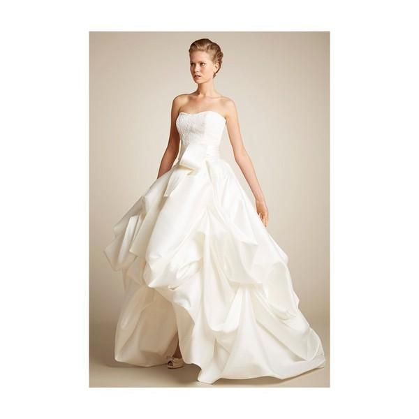 dress hedi draped gown dark orchid by bcbg stunning dress wedding dress giuseppe zanotti