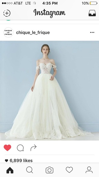 dress wedding dress bridal gown 2016 wedding dresses lace wedding dress princess wedding dresses tulle wedding dress vintage wedding dress