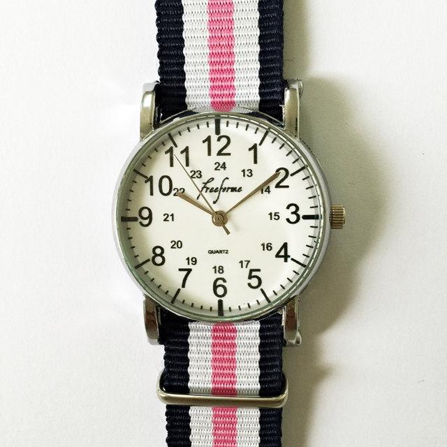 Taft Avenue Collegiate Watch, Vintage Style Watch, Women ...