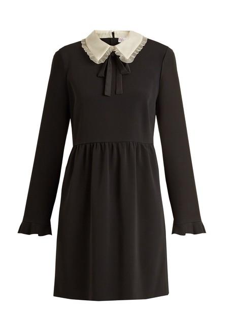 REDValentino dress long black