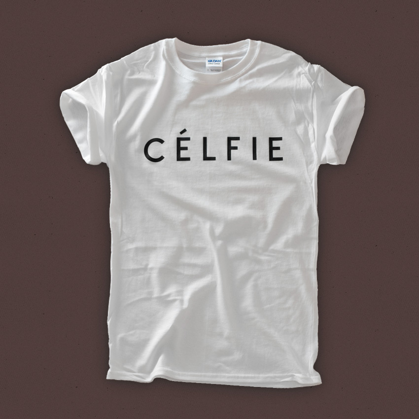 Célfie / positeeve apparel supplies