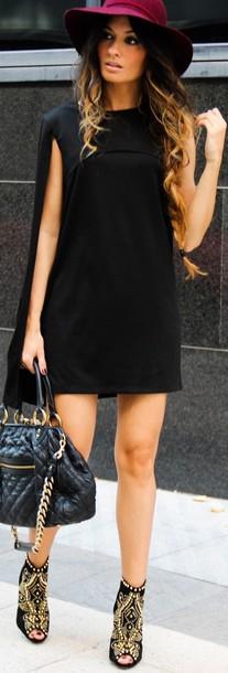 shoes louboutin jimmy choo high heels heels high heels beaded beaded shoes dress little black dress sequins hat bag gorgeous black black heels style sleeves black sleeves pumps boots cape dress