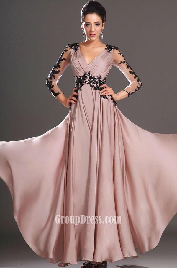 Dress Long Sleeves Long Sleeve