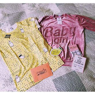 t-shirt yeah bunny snap yellow snapchat snapchat shirt