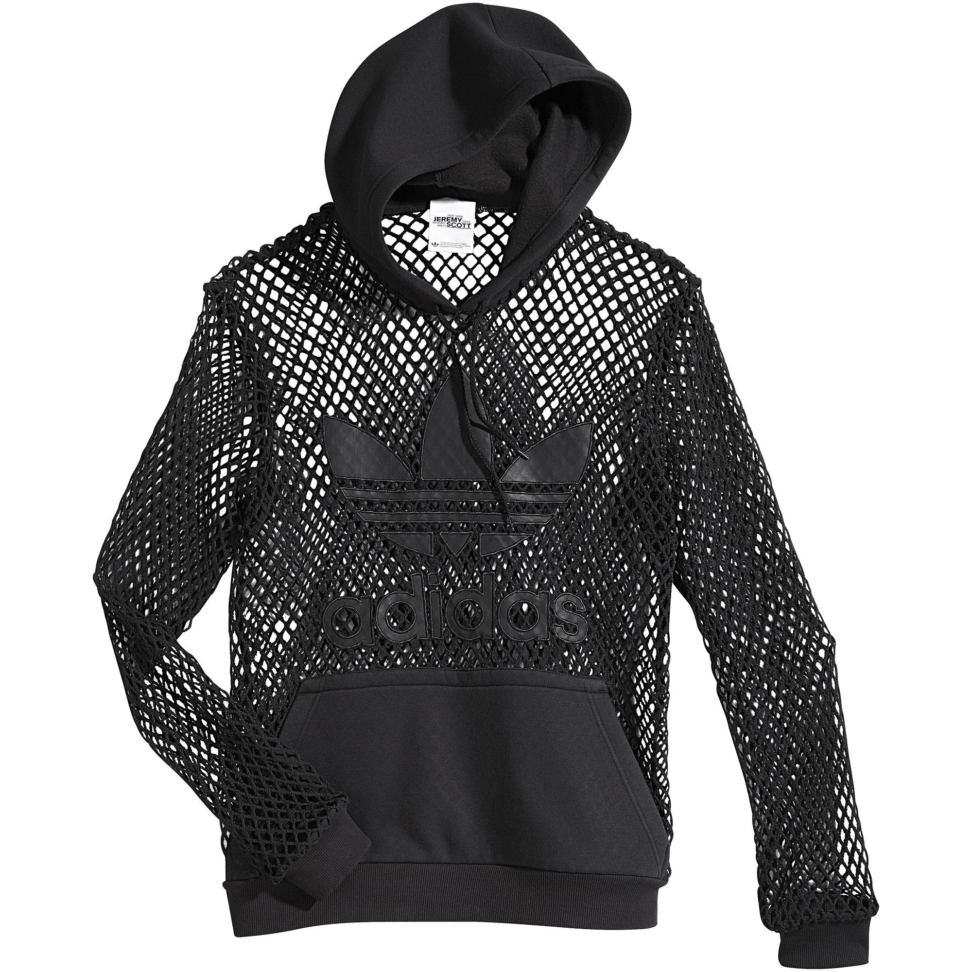 adidas net hoodie