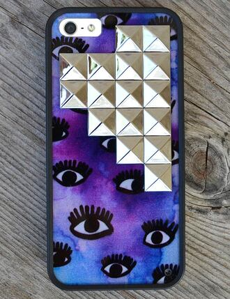 jewels studded iphone case studs wildflower cases vintage girly wildflower