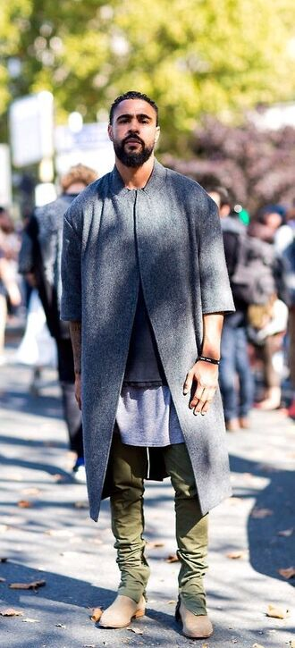 coat streetwear fleek menswear dope