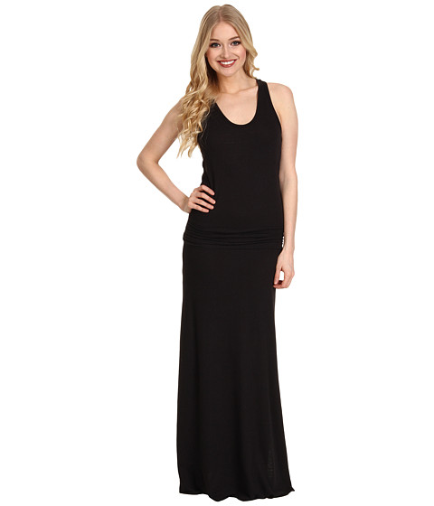 Alternative Go Fish Maxi Dress Eco True Black - Zappos.com Free Shipping BOTH Ways