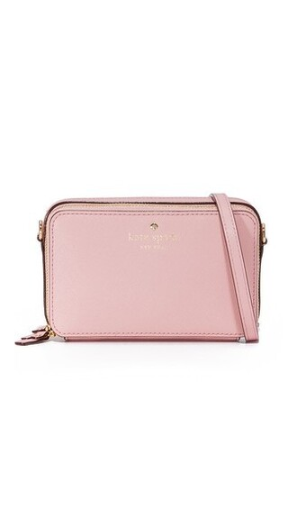 cross bag pink