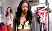 swimwear,black,zip,cute,yellow,nike,sports bra,black and yellow,Hit the floor VH1