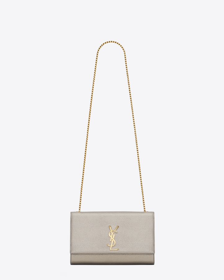 saint laurent classic medium monogram saint laurent satchel in pale ... c34106ee59da5
