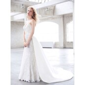 dress,bridesmaid,winter outfits,sweetheart dress,detachable faux fur collar,party dress