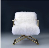 home accessory,fur chair