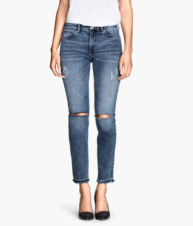 Length jeans skinny fit $29.95