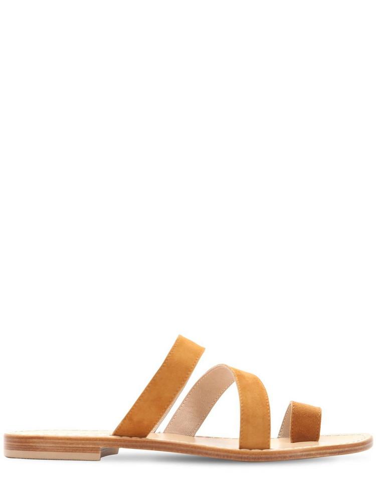 CAPRI POSITANO 10mm Paestum Suede Sandals