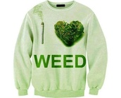 shirt,pot,joint,i love,weed,sweater,cardigan