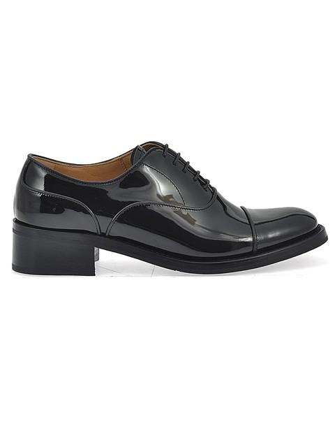 Churchs lace black shoes