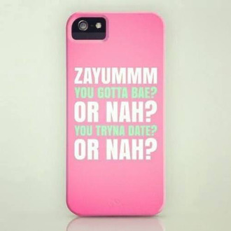 phone cover technology pink