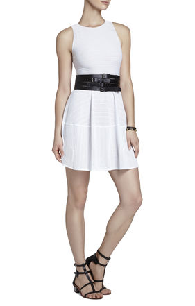 Multistrap-Buckle Waist Belt | BCBG