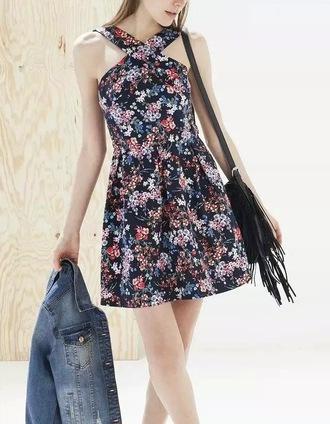 dress summer dress print dress