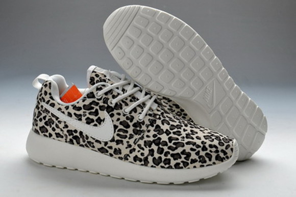 shoes leopard nike roshe run