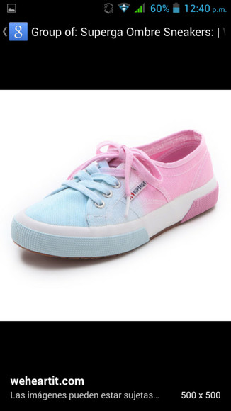 shoes pink shoes superga supergas blue shoes