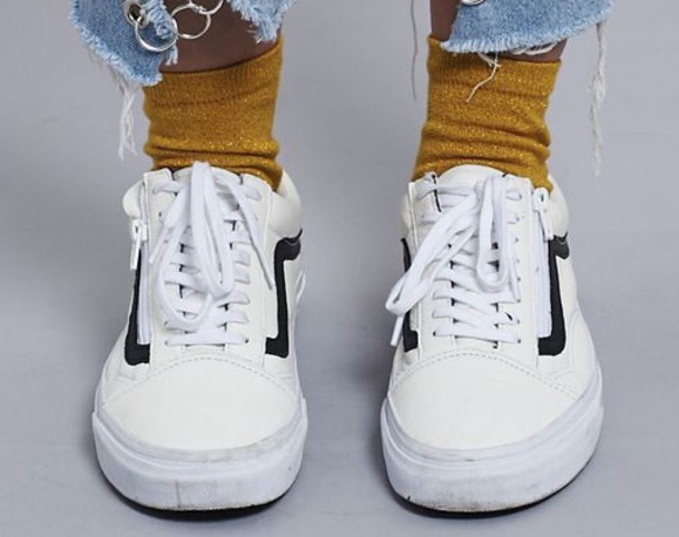 shoes vans white
