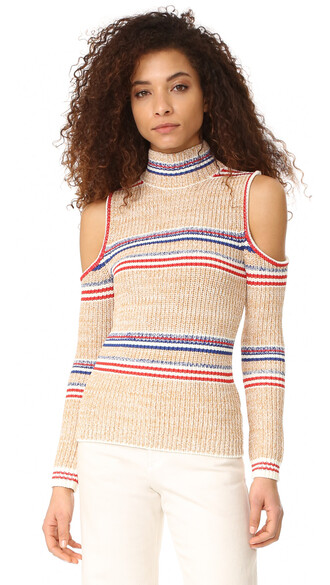 sweater knit cold