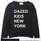 Dazed kids new york sweatshirt