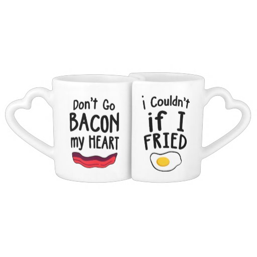 Bacon And Eggs Mug
