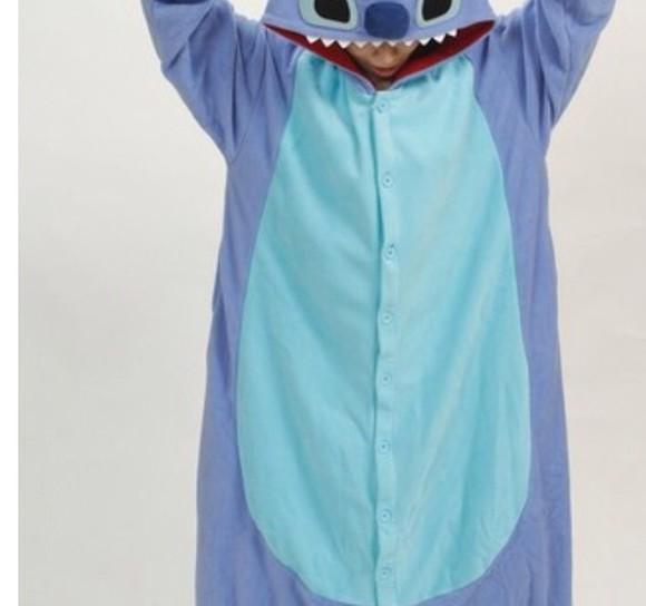 funny pajamas onesie stitch
