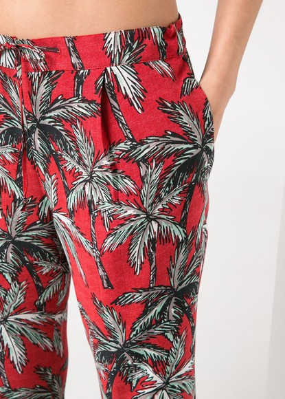 baggy pants mango.com palmier rouge