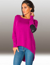 dress,zefinka,tunic,tunic dress,tunic top,pink,sequins,angora,street  wear,women,stunning dress,top
