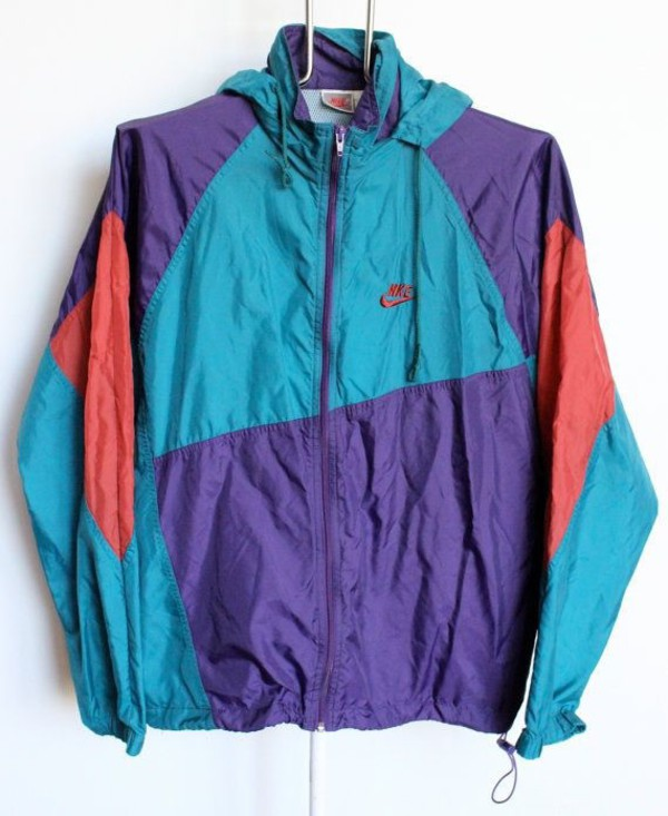 Old School Nike Jacket
