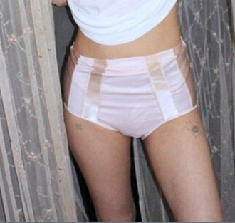 shorts pink pastel pastel pink cute short silk pastel short pastel goth underwear pink underwear silky pajamas pink silk