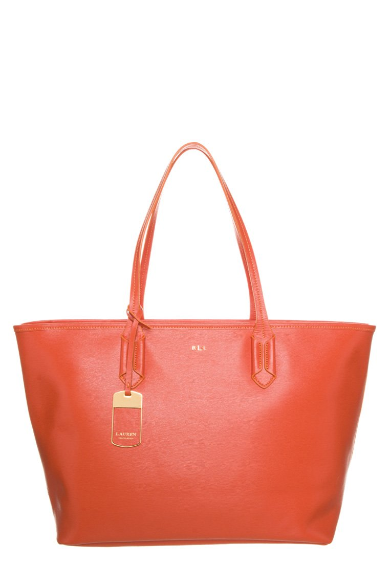 Lauren Ralph Lauren Shopping Bag - bright cayenne - Zalando.de